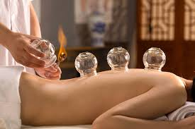 Cupping therapie door Rick Beerkens